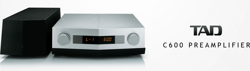 TAD C600 Preamplifier
